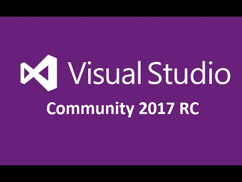 Visual studio 2017 c++